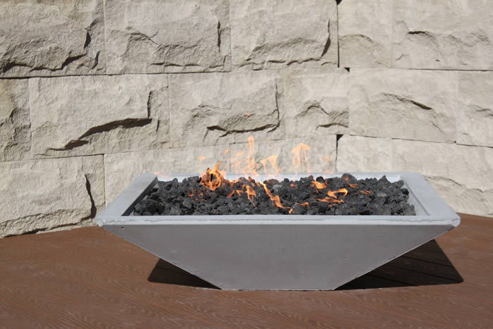 Rock n fire designs outdoor fire features designs for Firerock fireplace prices